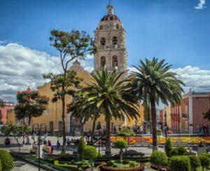 Lugares turísticos de Michoacán