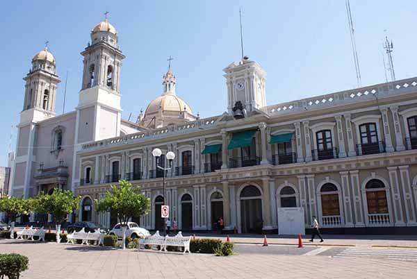 Lugares turísticos de Colima