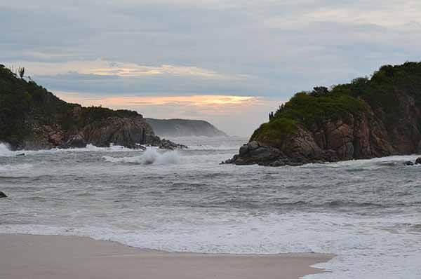 Playa tangolunda