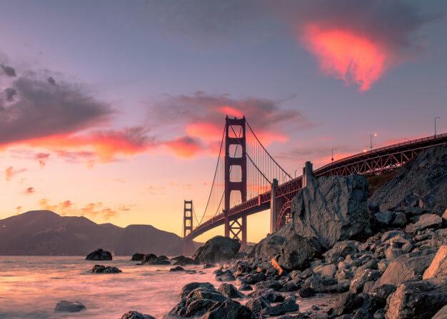 Lugares turísticos de California